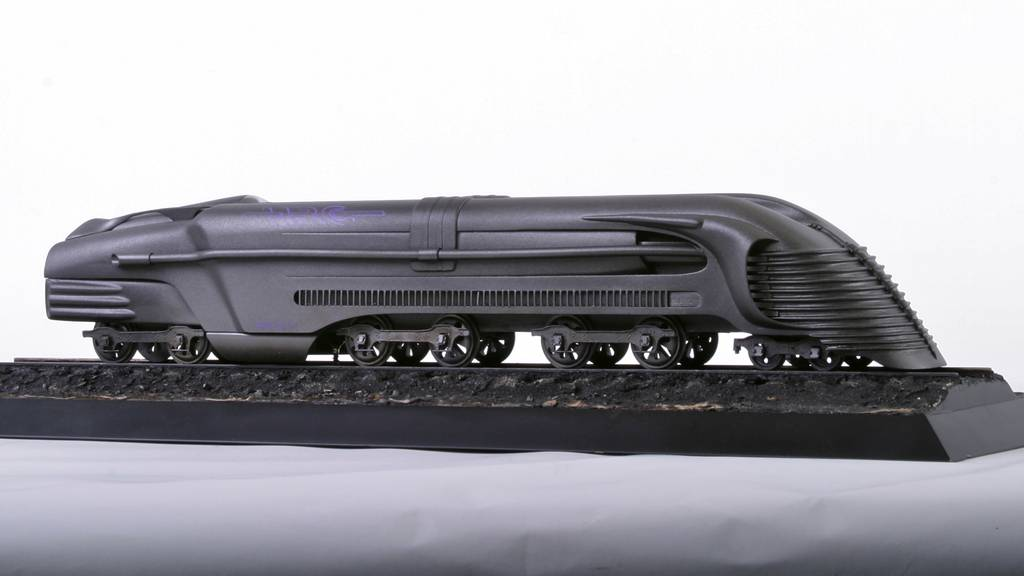 H.R. Giger Train Commission